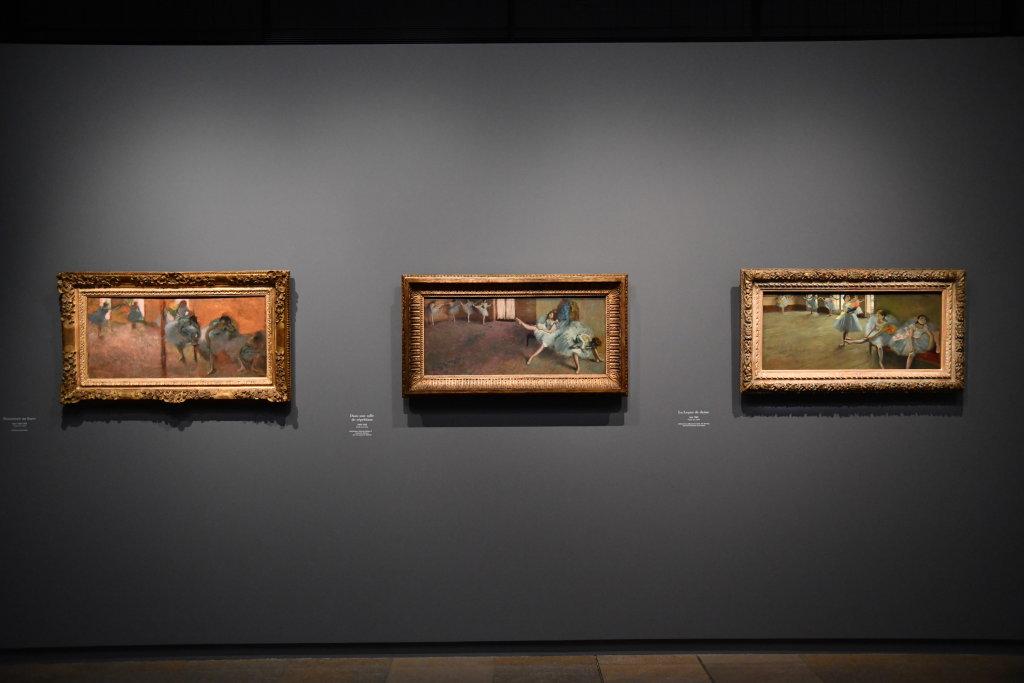 Vue d'exposition - Degas à l'opéra - Musée d'Orsay Paris (34)