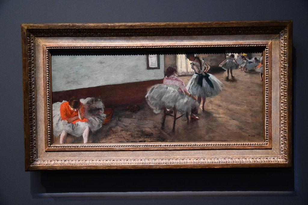 Vue d'exposition - Degas à l'opéra - Musée d'Orsay Paris (36)