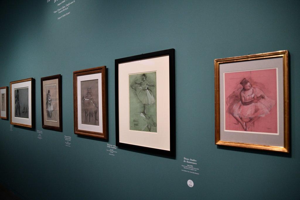 Vue d'exposition - Degas à l'opéra - Musée d'Orsay Paris (38)