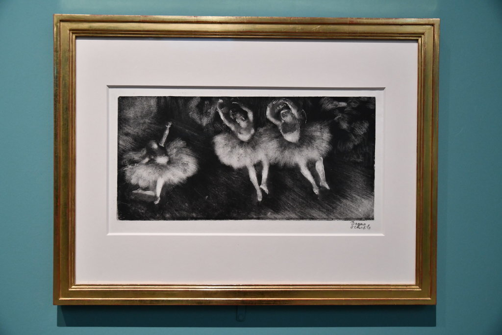 Vue d'exposition - Degas à l'opéra - Musée d'Orsay Paris (40)
