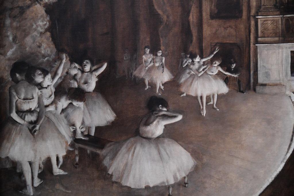 Vue d'exposition - Degas à l'opéra - Musée d'Orsay Paris (41)