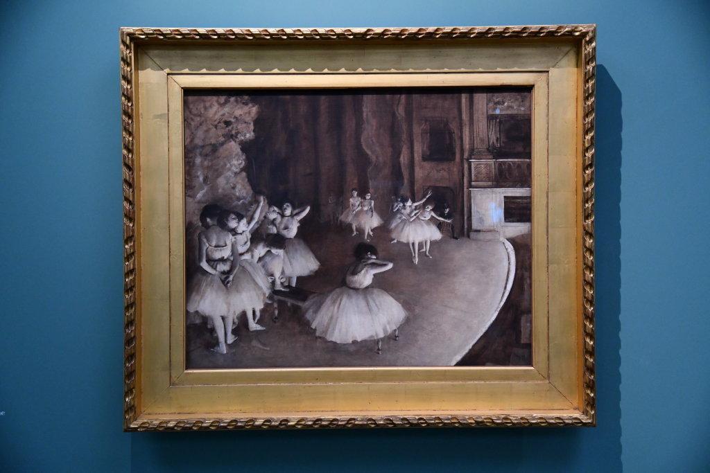 Vue d'exposition - Degas à l'opéra - Musée d'Orsay Paris (42)
