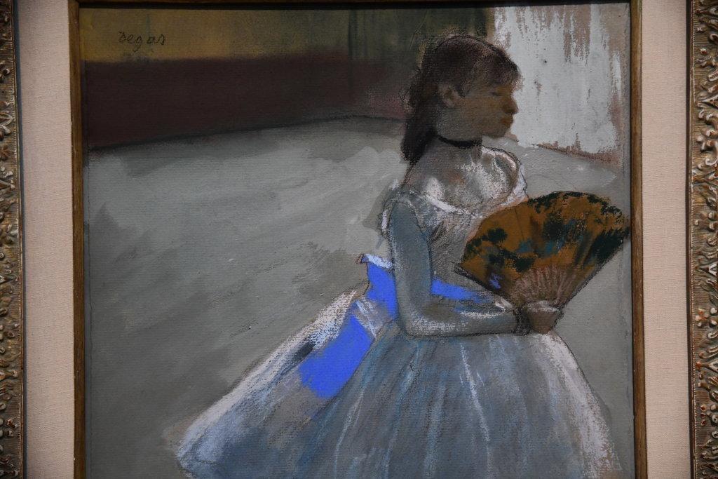 Vue d'exposition - Degas à l'opéra - Musée d'Orsay Paris (43)