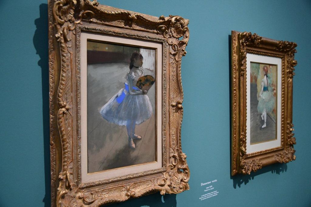 Vue d'exposition - Degas à l'opéra - Musée d'Orsay Paris (44)