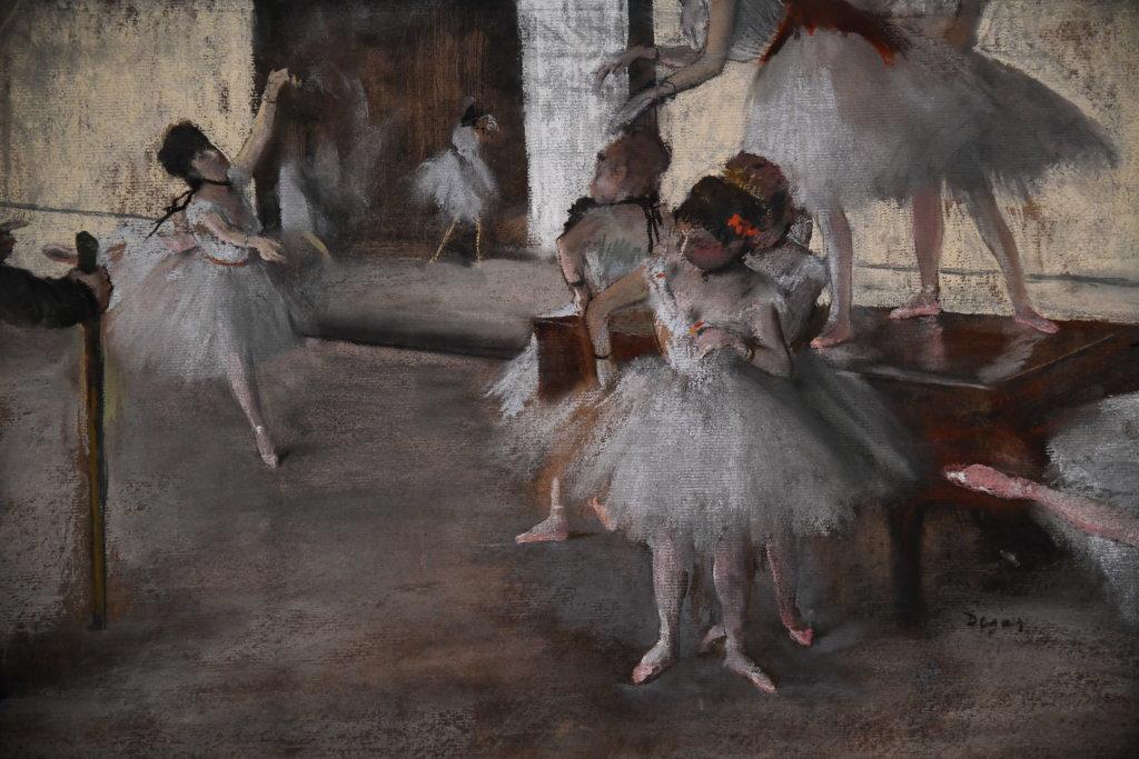 Vue d'exposition - Degas à l'opéra - Musée d'Orsay Paris (46)