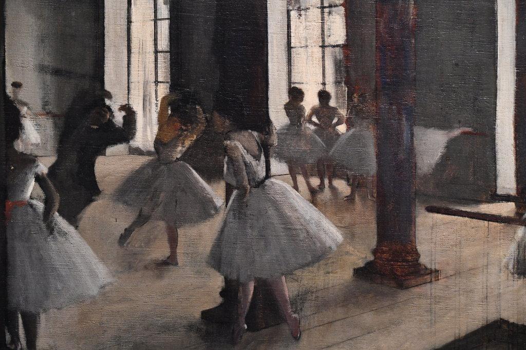 Vue d'exposition - Degas à l'opéra - Musée d'Orsay Paris (9)