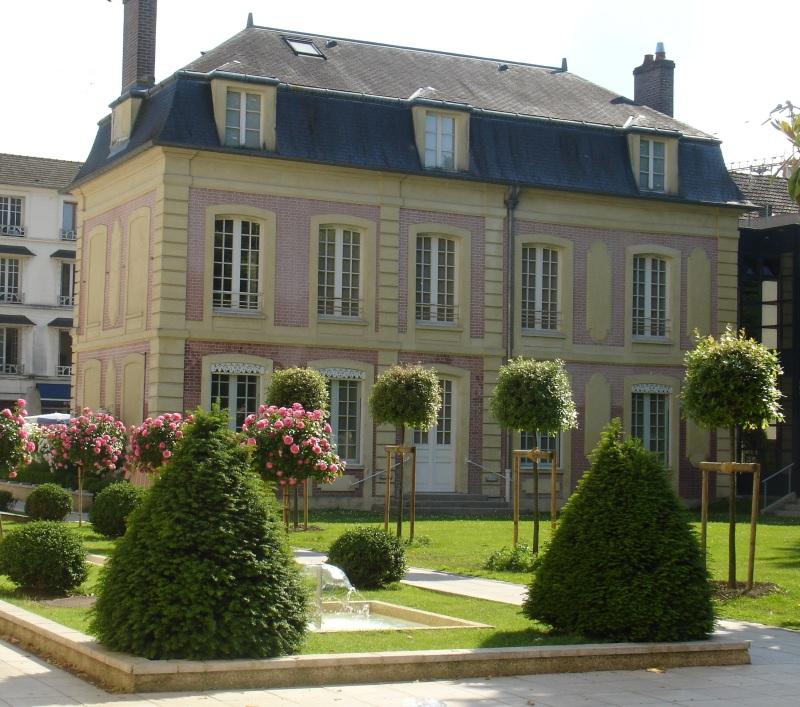Vue du Musée Louis Senlecq