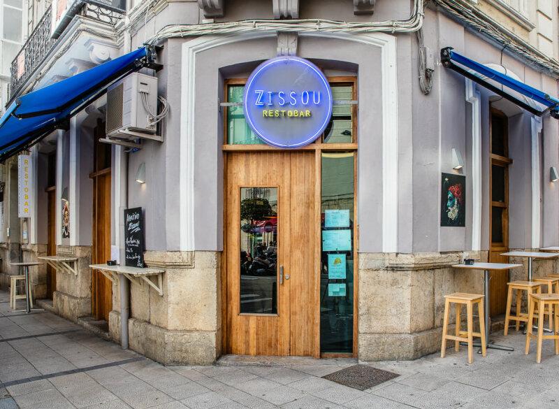 Zissou resto bar façade