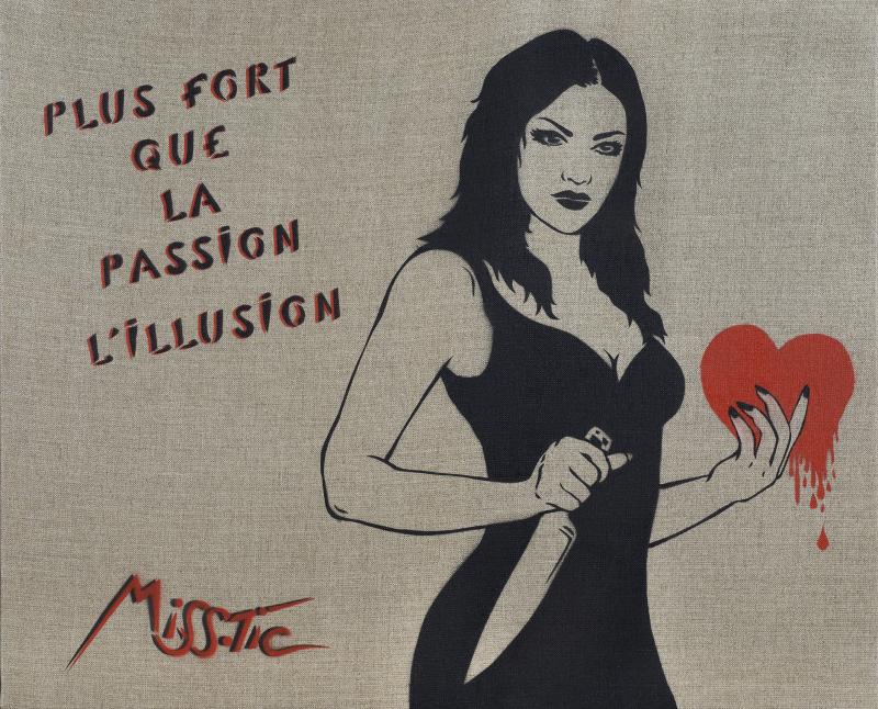 Courtesy de l'artiste et de la galerie Brugier-Rigail