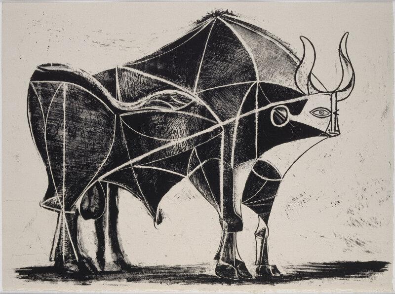 Le taureau, Ve état