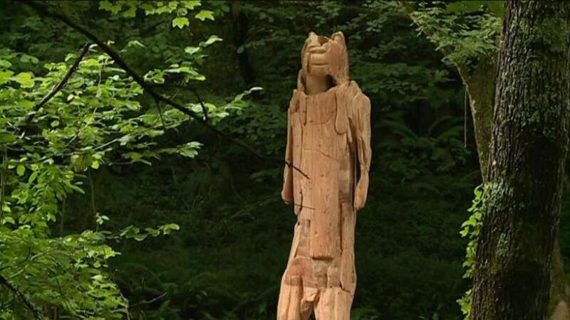 03. Homme Lion - Original - Musée de l'Aurignac