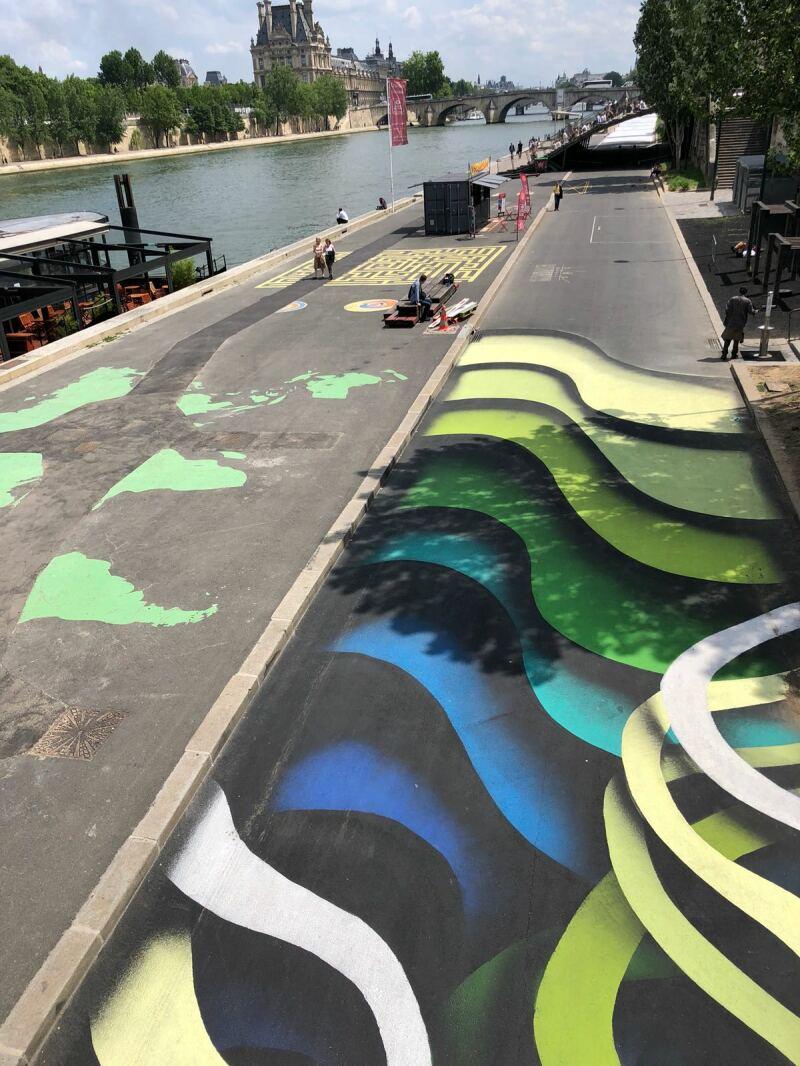 Quais de Seine - 1010