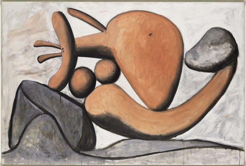 Picasso Pablo (dit), Ruiz Picasso Pablo (1881-1973). Paris, musée national Picasso - Paris. MP133.