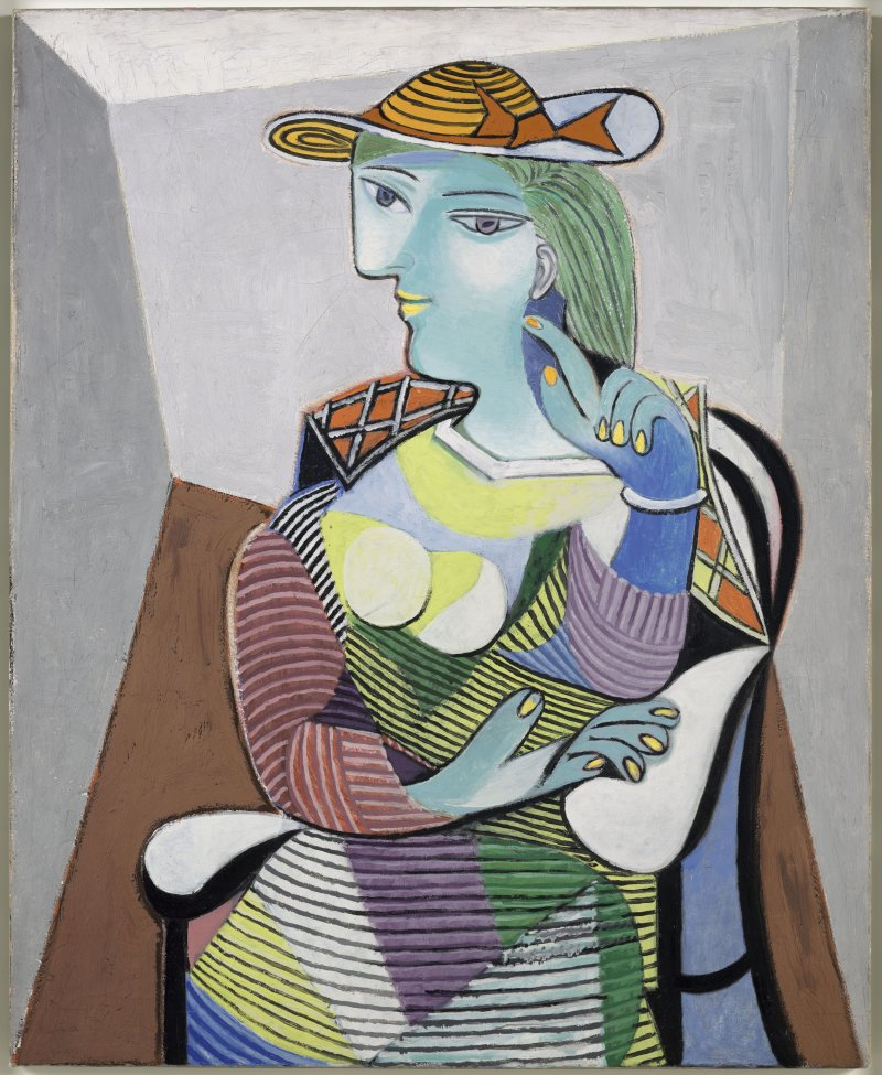 Picasso Pablo (dit), Ruiz Picasso Pablo (1881-1973). Paris, musée national Picasso - Paris. MP159.