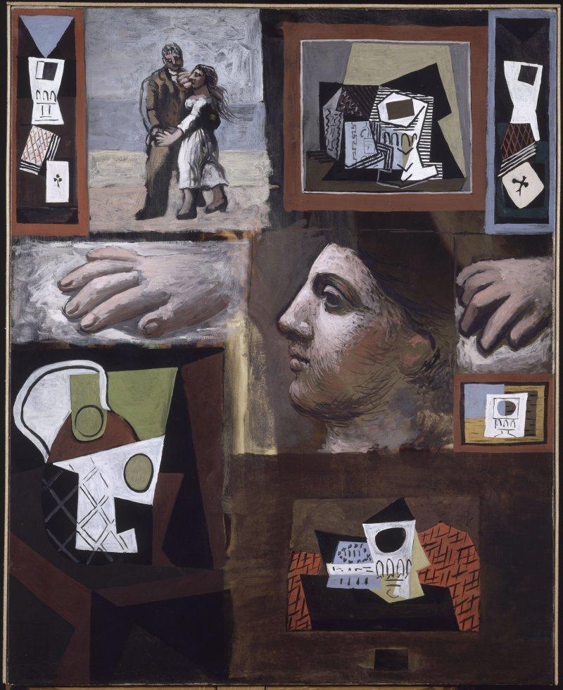 Picasso Pablo (dit), Ruiz Picasso Pablo (1881-1973). Paris, musée national Picasso - Paris. MP65.