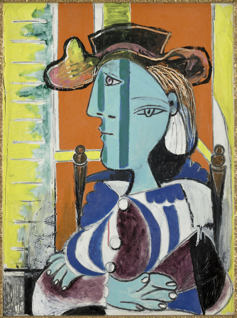 Picasso Pablo (dit), Ruiz Picasso Pablo (1881-1973). Paris, musée national Picasso - Paris. MP162.