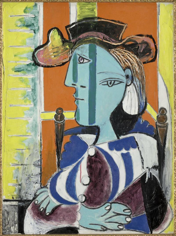 Picasso Pablo (dit), Ruiz Picasso Pablo (1881-1973). Paris, musée national Picasso - Paris. MP162.