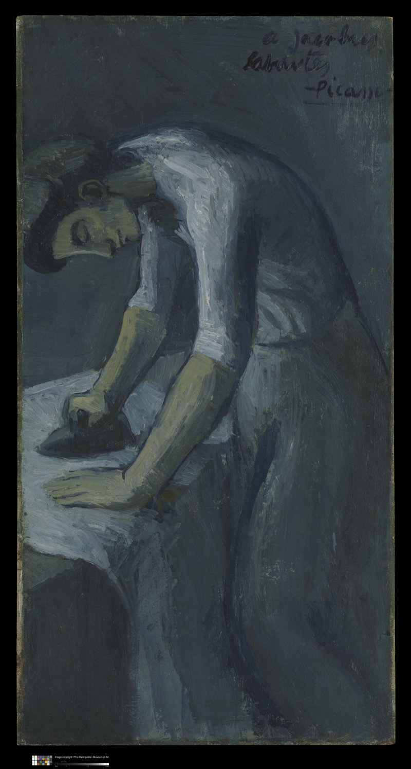 Picasso Pablo (dit), Ruiz Picasso Pablo (1881-1973). Etats-Unis, New-York (NY), The Metropolitan Museum of Art. 49.70.2.