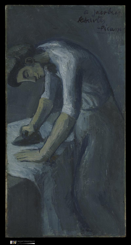 Picasso Pablo (dit), Ruiz Picasso Pablo (1881-1973). Etats-Unis, New-York (NY), The Metropolitan Museum of Art. 49.70.2.