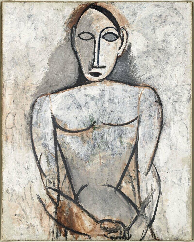 Picasso Pablo (dit), Ruiz Picasso Pablo (1881-1973). Paris, musée national Picasso - Paris. MP16.
