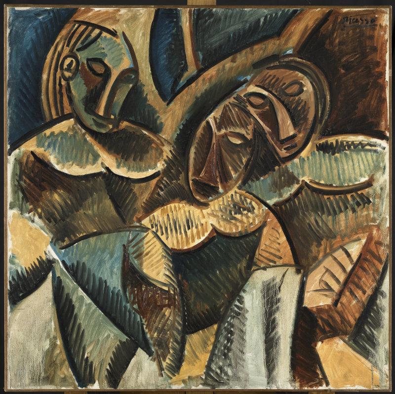 Picasso Pablo (dit), Ruiz Picasso Pablo (1881-1973). Paris, musée national Picasso - Paris. MP1986-2.