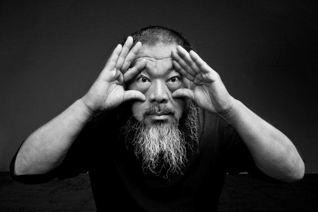 Ai Weiwei, 2012 (c)Ai Weiwei Studio