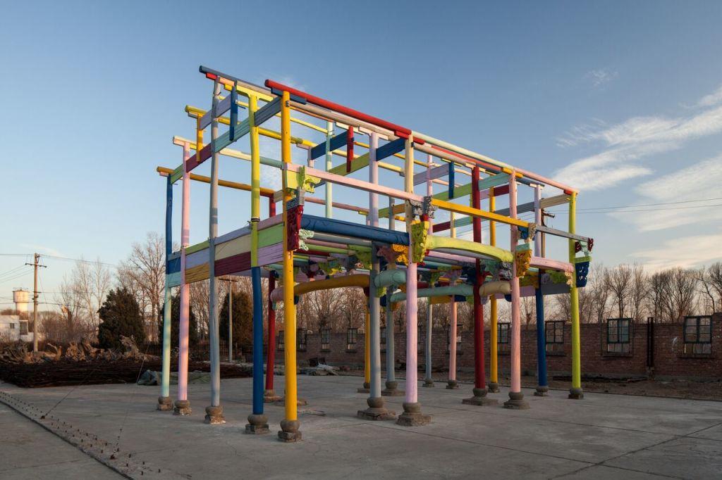 Ai Weiwei, Colored House, 2015 (c)Image Courtesy Ai Weiwei studio