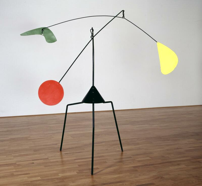 Untitled 1937 Alexander Calder 1898-1976 Accepted by HM Government in lieu of tax and allocated to Tate 2002 http://www.tate.org.uk/art/work/T07920