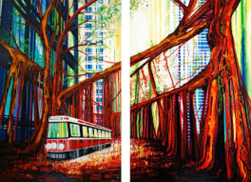 Amy Shackleton, Urban Growth