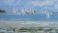 Antoine STANISIERE, Le Golfe du Morbihan