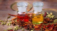 Gewürze und Aroma - duftendes Gewürzöl mit Heilkraft