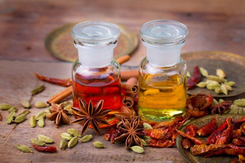 Aromathérapie et épices