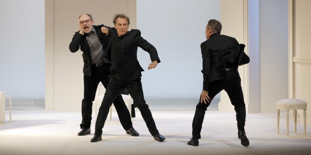 """""""Art"""" avec Jean-Pierre Darroussin"""
