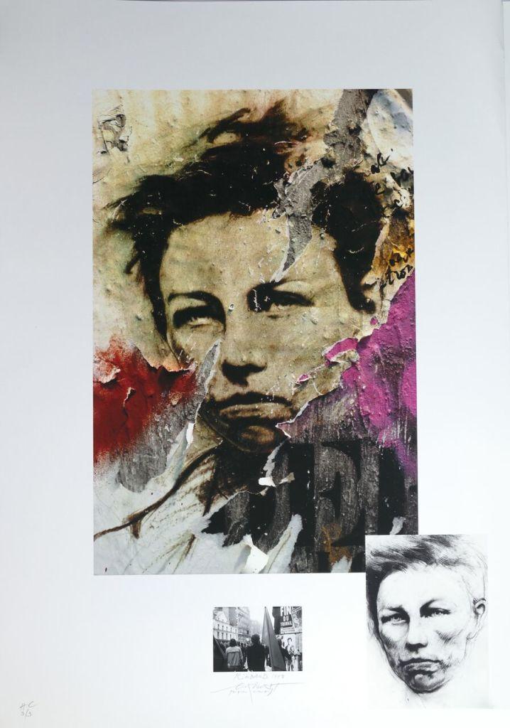 Arthur Rimbaud E. Pignon-Ernest