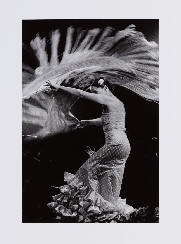Belén Maya dans Ensayo Flamenco (Remembran-zas), Biennale d'art flamenco, Photographie de René Robert, 2013