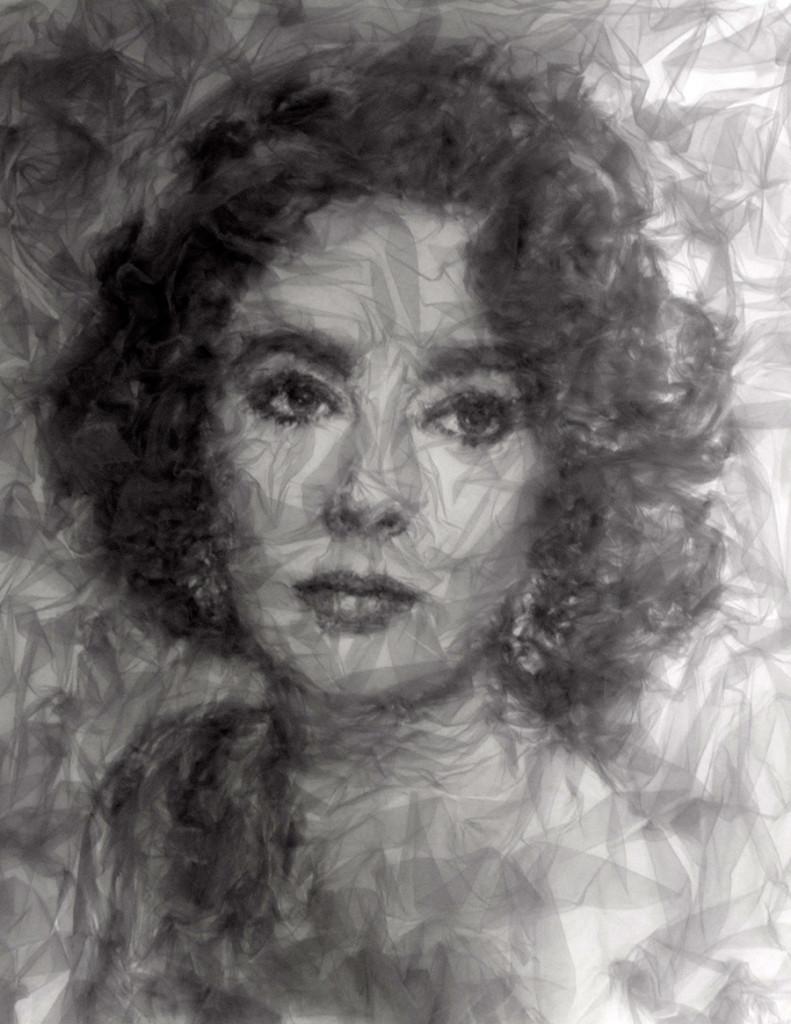 Benjamin Shine, Elizabeth Taylor