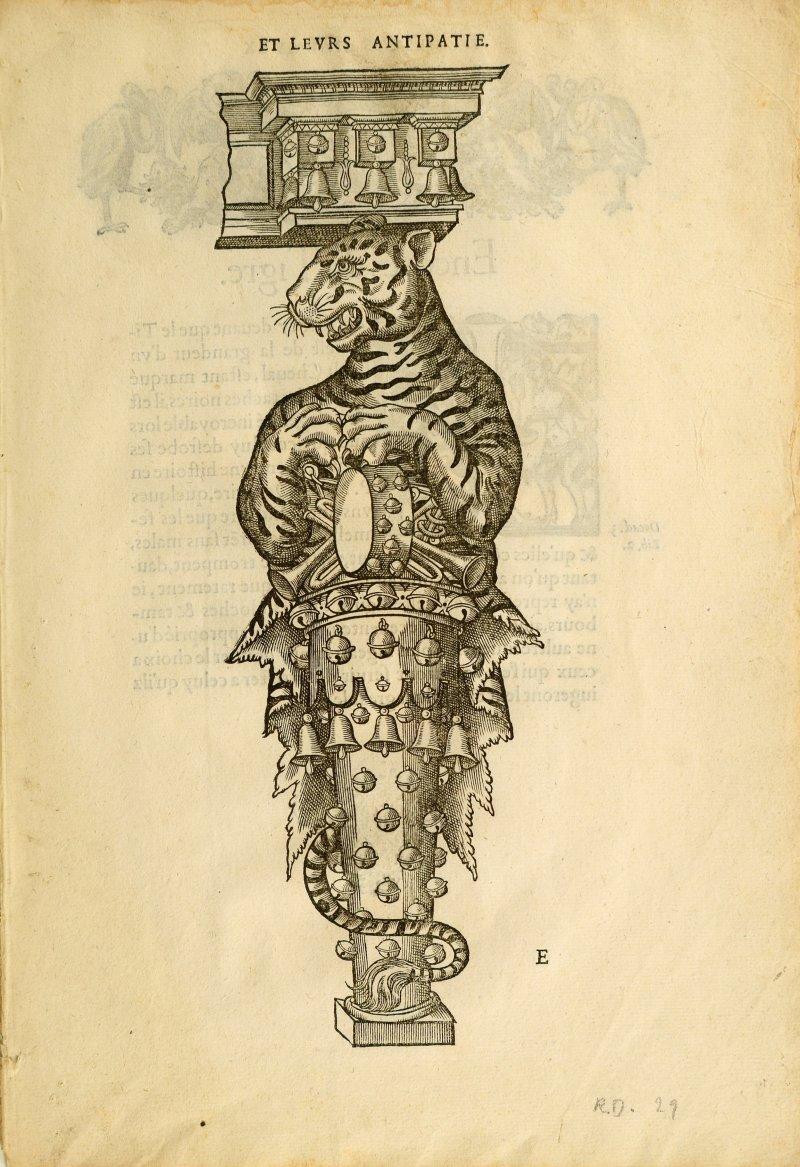 Nouveaux pourtraits et figures de termes, par Joseph Boillot, 1592, collection des musées de Langres