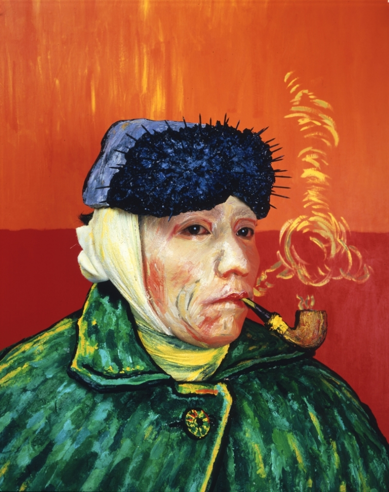 © Yasumasa Morimura - Vincent Van Gogh