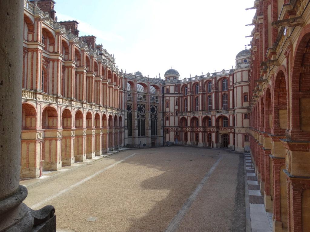 Château - Musée national d'archéologie, Saint Germain en Laye (1)