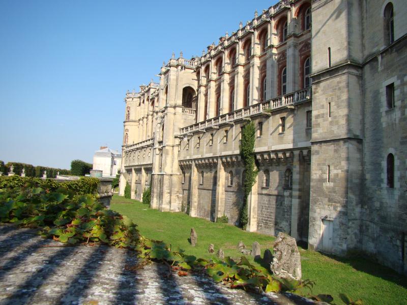 Château - Musée national d'archéologie, Saint Germain en Laye (5)