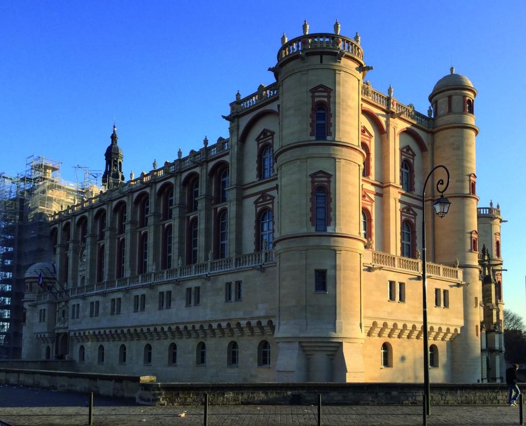 Château - Musée national d'archéologie, Saint Germain en Laye (6)