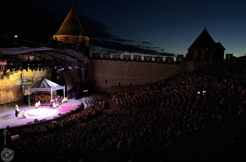 Cité de Carcassonne