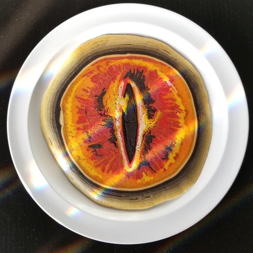 L'oeil de Sauron