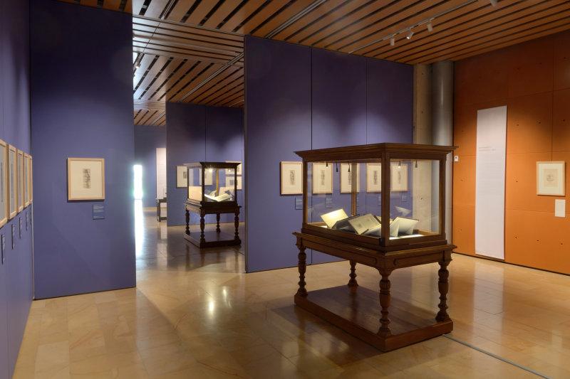 Vue de l'exposition Langres à la Renaissance - Musée d'art et d'histoire de Langres