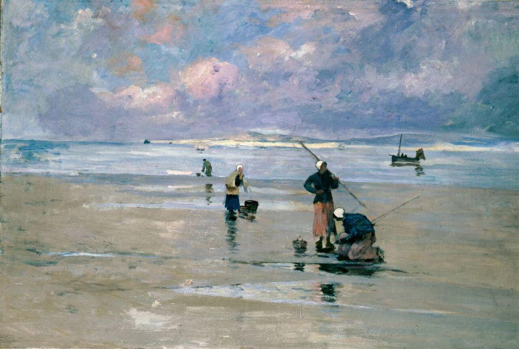 Eugène Chigot, Vérotières dans la baie
