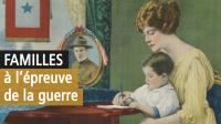 Famille à l'épreuve de la Grande Guerre, Musée Gustave Moreau