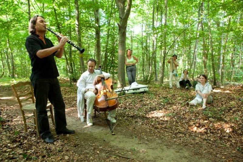 festival des forêts compiègne