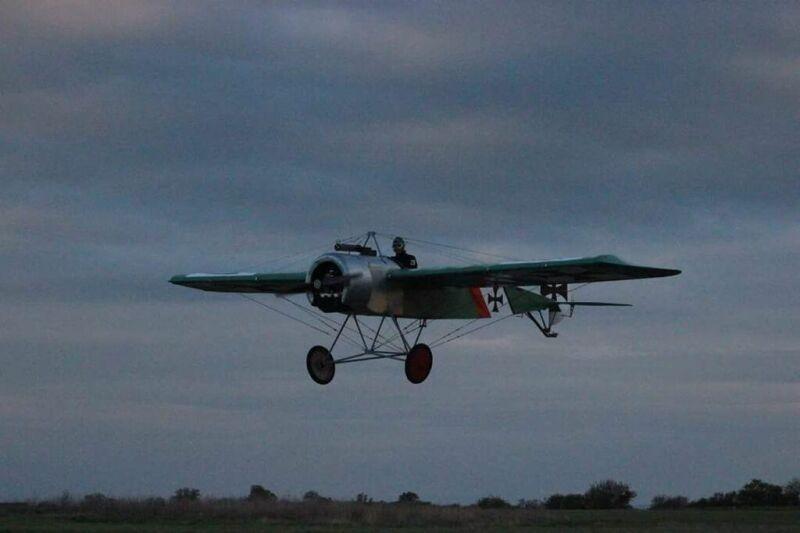 avion Fokker E III