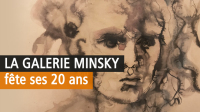 Galerie Minsky, 20 ans
