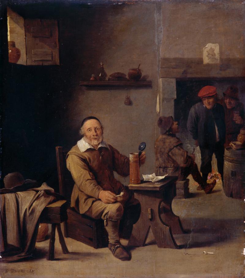 Gaspar de Crayer, David II Teniers